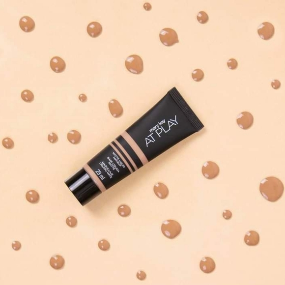 Mary Kay At Play Foundation Deep Tan.